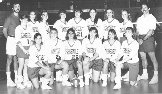 1990 BHS Volleyball Varsity Team