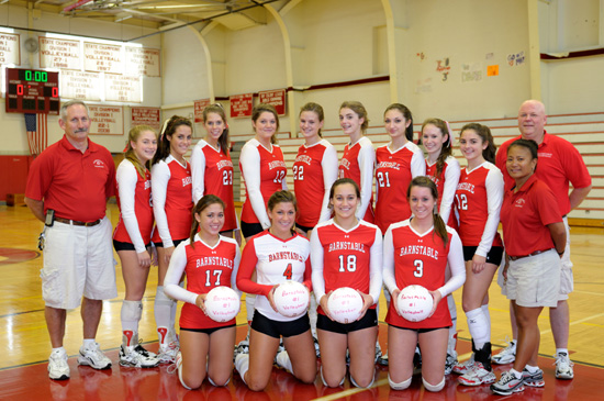 2009 BHS Volleyball Team