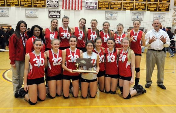 BHS Division 1 State Champions Volleyball