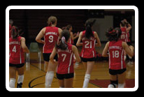 Barnstable Volleyball Girls