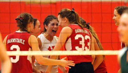 Barnstable Volleyball South SemiFinals