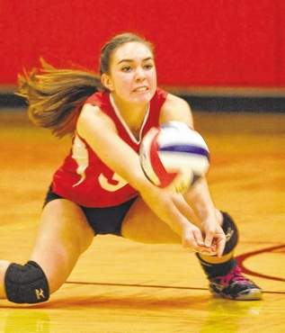 Barnstable Volleyball South SemiFinal Game