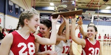 Barnstable High School Volleyball Wins South Title