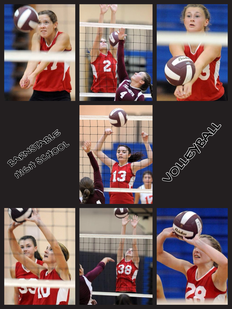Collage from Falmouth Game