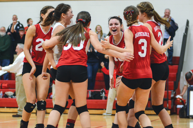 Barnstable wins 19th South Sectional Championship