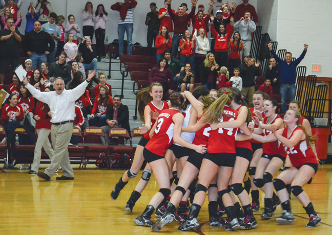 Barnstable Wins State Championship