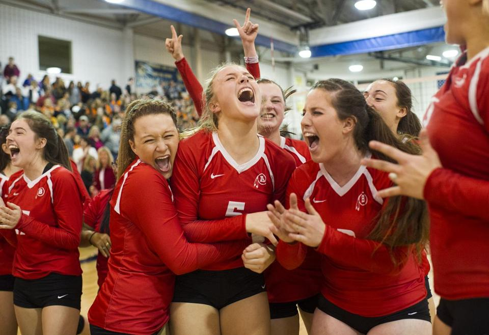 Barnstable Wins State Title