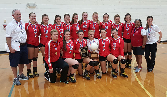 Barnstable Wins VolleyHall Classic