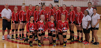 BHS Varsity Girls Volleyball Team